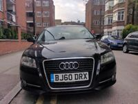 Black Audi A3 Great Condition and Value