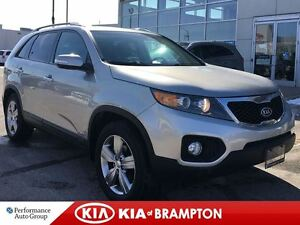 2013 Kia Sorento EX V6 AWD LEATHER BLUETOOTH SUPER CLEAN!!!