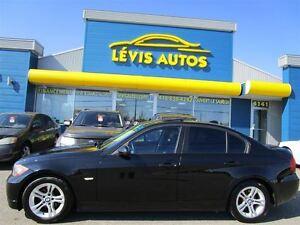 2008 BMW 328 X-DRIVE 3.0 LITRES 6 VITESSE CUIR TOIT OUVRANT 145