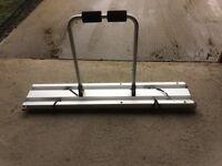 Motorhome garage bike rack, Fiamma list price £385 , bargain first £150