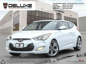 2013 Hyundai Veloster Base LEATHER PANO NAVI DIMENSION SOUND...