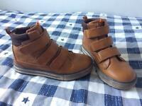 Next boys brown boots