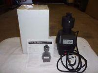 Electric drill sharpener