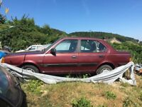 Volvo 360 gle 2.0 injection spares repairs