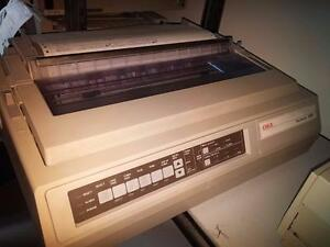 Oki  Pacemark 3410 Standard Dot Matrix Printer