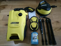 KARCHER K4 Compact Home Complete Kit - NEW