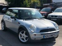 MINI Hatch 1.6 One Full Service History 3 Owners Low Insurance + Warranty & Finance Available