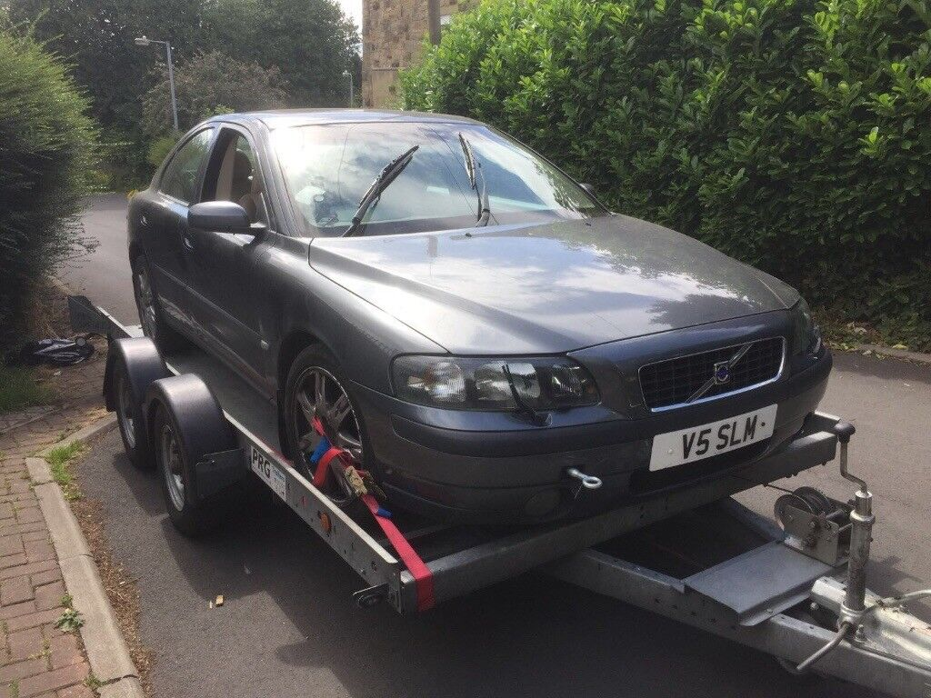 VOLVO s60 d5 se auto 04 plate SPARES AND REPAIRS