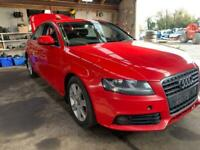 Audi A4 b8 2.0tdi 2011 for breaking, parts, spares