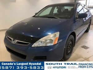 2007 Honda Accord - LEATHER, REMOTE STARTER, NAV