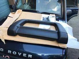 Land Rover Discovery A Bar