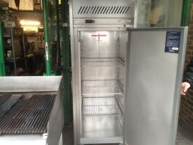 CATERING COMMERCIAL UPRIGHT FRIDGE CUISIEN CAFE SHOP TAKE AWAY COMMERCIAL KITCHEN COLD SANDWICH CAFE