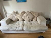 Sofa in used collection free to collector from 30th sept