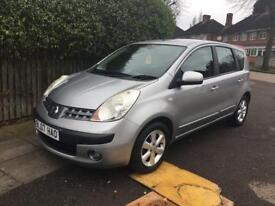 Nissan Note 1.4 low 84k miles