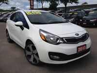 2013 Kia Rio SX AUTO LEATHER NAVIGATION LOADED!!
