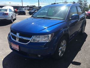 2009 Dodge Journey R/T CLEAN CAR PROOF ALLOY WHEELS LEATHER Windsor Region Ontario image 5