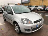 2007 Ford Fiesta 1.4 Tdci Diesel Mot. Tax. Warranty guaranteed