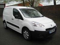 Peugeot Partner 1.6 HDI 92 TEPEE S One Owner FSH AA Recovery 3 Seats