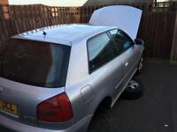 Audi A3 1.9 tdi sport 2001. breaking for spares