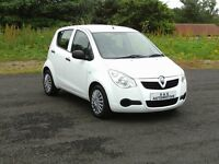 2009 VAUXHALL AGILA 1.0 EXPRESSION 12 MONTHS M.O.T 6 MONTHS WARRANTY LOW INSURANCE LOW TAX