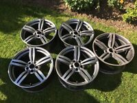 "Genuine Bmw 19"" M6 rims"