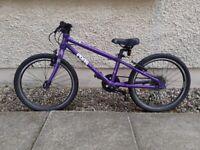 Frog 52 Children's Bike purple