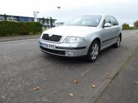 Skoda Octavia, 2.0PD, Lauren & Klement, Long MOT, Full Leather, Seats, 2 Former Owners