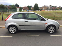 FORD FIESTA 1.25 STYLE CLIMATE, VGC, 55 REG.