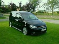 Vw caddy full conversion see pics and discription