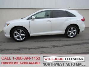 2014 Toyota Venza V6 AWD | Local | No Accidents | One Owner