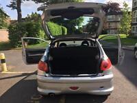 Peugeot 206 look