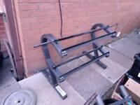 Bodytech heavy duty dumbbell rack