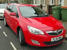 Vauxhall astra 1.7 cdti 2012