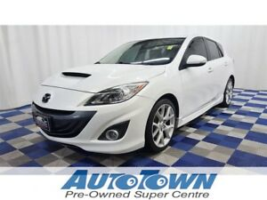 2010 Mazda Mazdaspeed3 ONE OWNER/NAV/BLUETOOTH/HTD SEATS