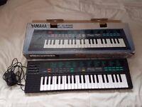Yamaha electronic keyboard portasound PSS-170
