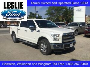 2015 Ford F-150 Lariat | 4X4 | One Owner | Navigation