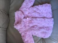 3 coats hardly worn, excellent condition 3-6m