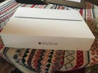 Macbook 12 inch A1534 only box £12