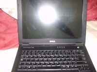 A DELL LAPTOP