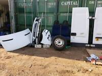 Iveco Daily wings. Very good condition, clean