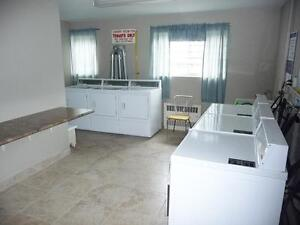 Sault Ste. Marie 2 Bedroom Apartment for Rent: On-Site Laundry