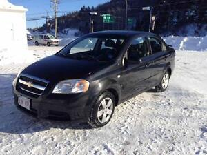 2008 Chevrolet Aveo LS MODEL...AUTO...AIR...LOW KMS..AS TRADED L