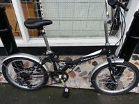 FOLDING BIKE 6 SPEED, LOVELY CONDITION