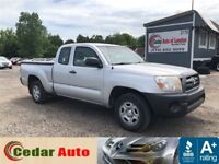2010 Toyota Tacoma Extended Cab London Ontario Preview