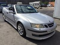 saab 93 turbo 2.0 convertible 12 months mot