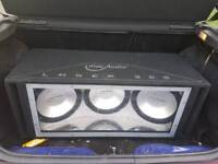 Triple sub amp swap for phone or laptop