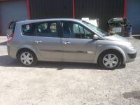 (05) Renault Grand Scenic 7 Seater