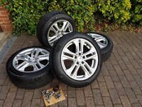 AUDI/VW etc WINTER WHEELS & TYRES