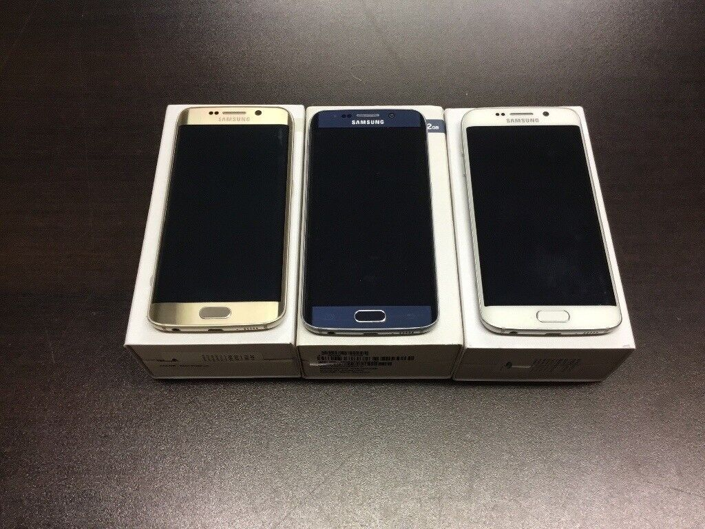 Samsung galaxy s6 edge 32gb £200 64gb £220 Unlocked very good condition with warranty + accessories