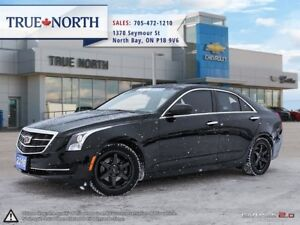 2014 Cadillac Ats Sedan Awd Luxury Awd Cars Trucks North Bay